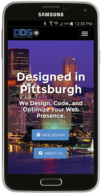 Pittsburgh Mobile Websites