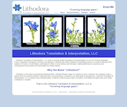Lithodora Translation & Interpretation, LLC