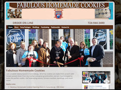 Fabulous Homemade Cookies