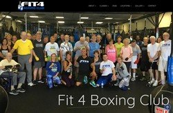 Fit 4 Boxing Club
