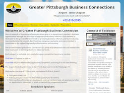 Pittsburgh Greater Business Connections Airport Chapter