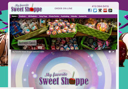 My Favorite Sweet Shoppe