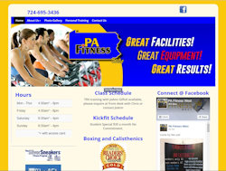 PA Fitness West