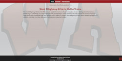 West Allegheny Athletic Hall of Fame